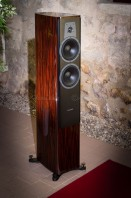 Enceinte DYNAUDIO CONTOUR 30 Rosewood High Gloss / AUDIO HARMONIA Bordeaux