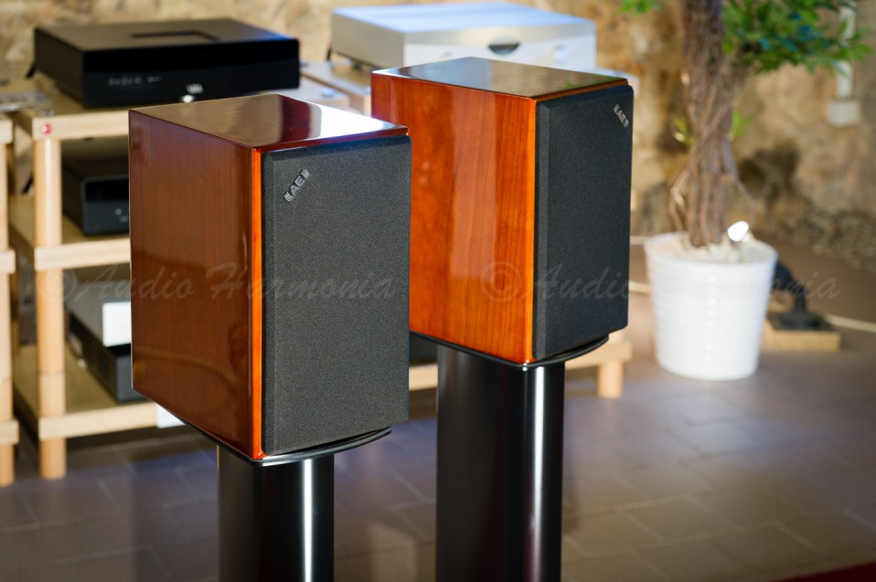 ACOUSTIC ENERGY AE1 CLASSIC / AUDIO HARMONIA Bordeaux