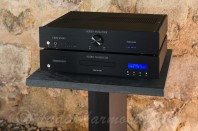 AUDIO ANALOGUE lecteur CD et ampli CRESCENDO / AUDIO HARMONIA Bordeaux