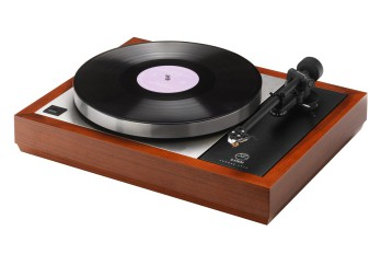 Platine vinyle LINN AKURATE LP12 / AUDIO HARMONIA Bordeaux