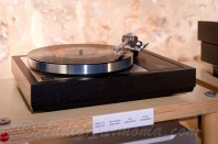 Platine TD LINN AKURATE LP12 / AUDIO HARMONIA Bordeaux