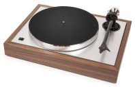 Platine vinyle PROJECT THE CLASSIC / AUDIO HARMONIA Bordeaux