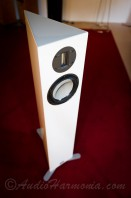 Enceinte MARTEN FORM FLOOR / AUDIO HARMONIA Bordeaux