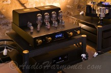 VAC ampli SIGMA 160i black / AUDIO HARMONIA Bordeaux