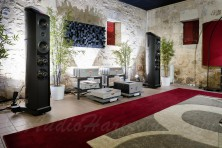 WILSON BENESCH RESOLUTION et YBA PASSION / AUDIO HARMONIA Bordeaux