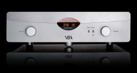 YBA préampli PASSION PRE550 face / AUDIO HARMONIA Bordeaux